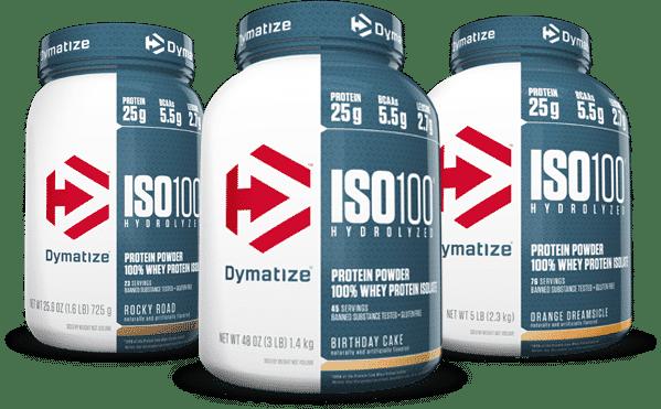 Photo of Dymatize ISO 100: אחת מאבקות החלבון הכי טובות בעולם