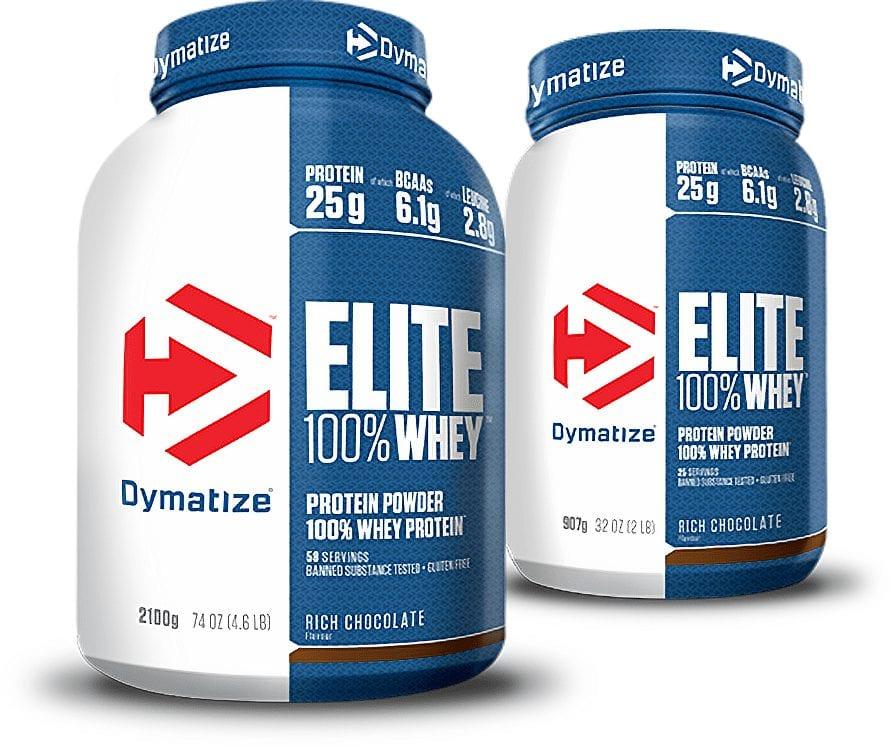 Photo of אבקת חלבון דיימטייז עלית: סקירה מקיפה על Dymatize Elite