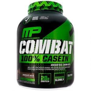 חלבון קזאין קומבט 100% של חברת מאסל פארם