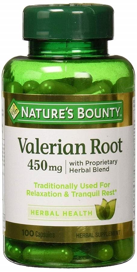 תערובת צמחית של חברת Nature's Bounty