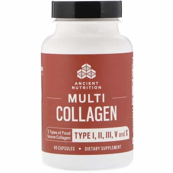 תוסף מולטי-קולגן מבית Ancient Nutrition