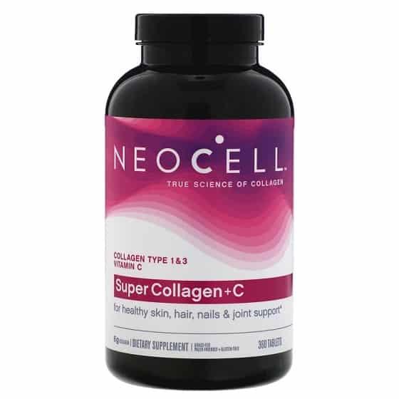 סופר קולגן (סוגים 1 ו-3) של חברת NeoCell