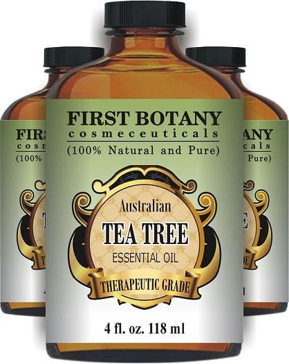 שמן אוסטרלי של עץ של מותג First Botany