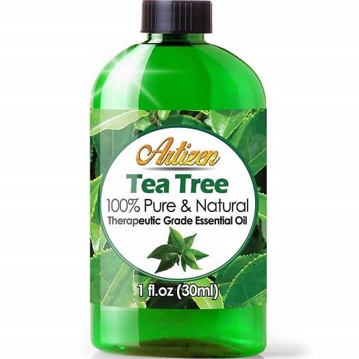 שמן עץ התה של מותג Artizen Essential Oils