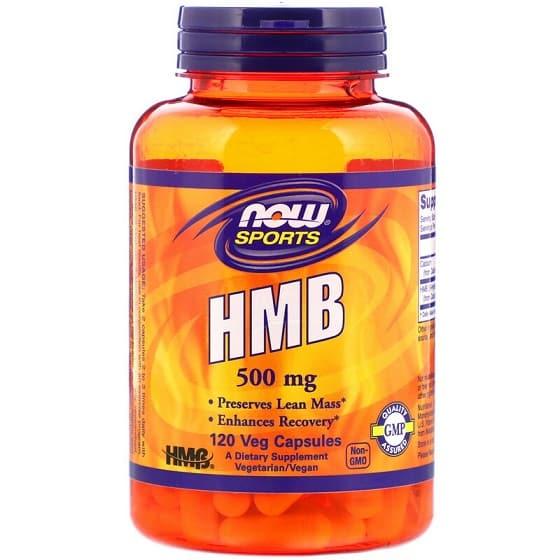 תוסף HMB של חברת NOW Sports