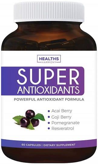 Health Harmony Super Antioxidants