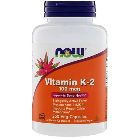 Doctor's Best Natural Vitamin K2 MK-7
