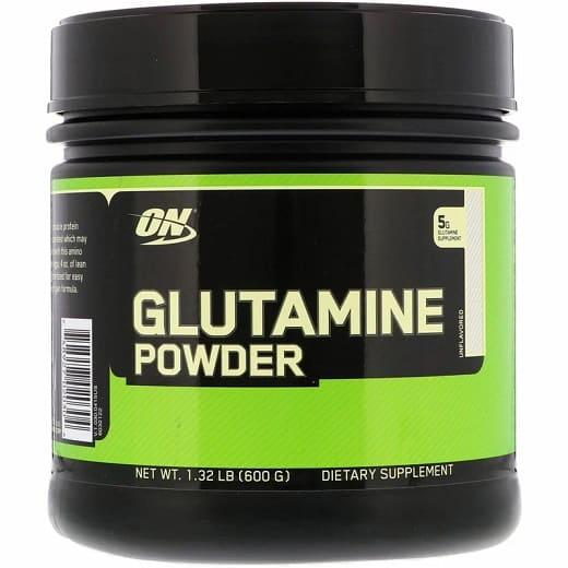 אבקת גלוטמין של חברת אופטימום נוטרישן