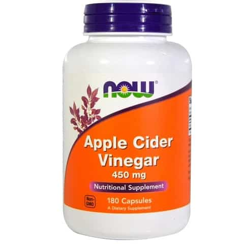 Apple Cider Vinegar של חברת NOW Foods