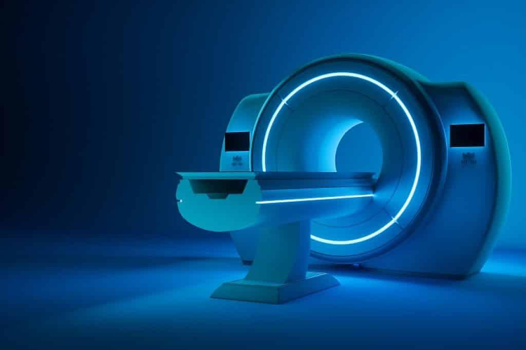 מכשיר הדמיית תהודה מגנטית